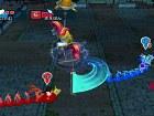 Line Attack Heroes - Pantalla