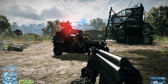 Battlefield 3 análisis