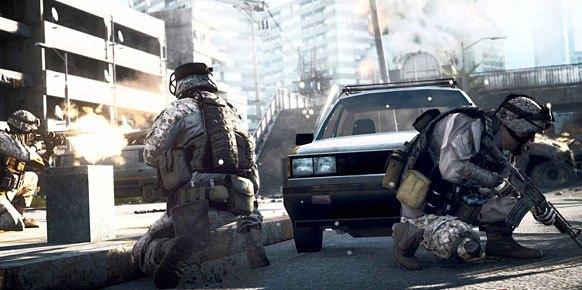 Battlefield 3: Primer contacto