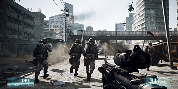 demo jouable battlefield 3 pc