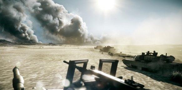 Battlefield 3: Battlefield 3: Impresiones multijugador