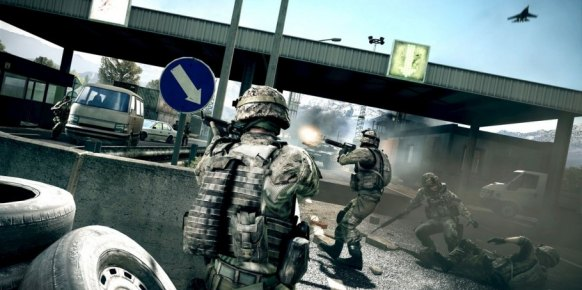 Battlefield 3: Battlefield 3: Impresiones TGS 2011