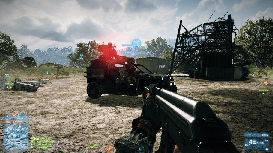 Análisis de Battlefield 3 para PC - 3DJuegos