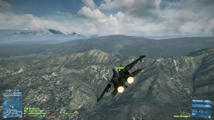 Análisis de Battlefield 3 para PS3 - 3DJuegos