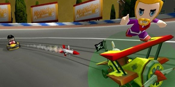 ModNation Racers: ModNation Racers: Impresiones jugables