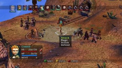 Vandal Hearts Xbox 360