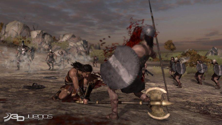 Warriors Legends of Troy - Primer contacto