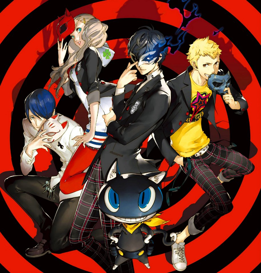 Persona 5 PS3