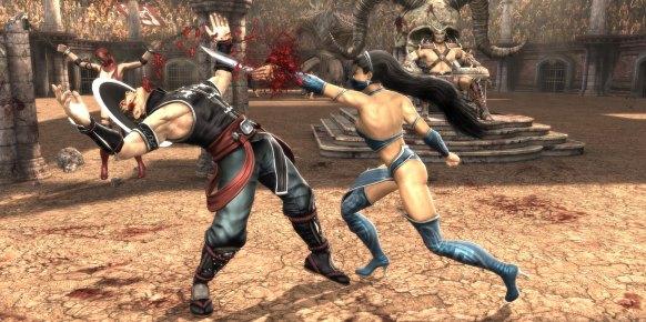 Mortal Kombat análisis