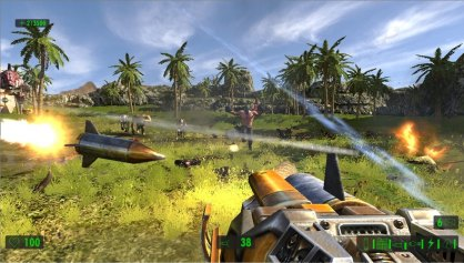 Serious Sam HD PC