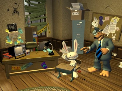 Sam & Max Save the World Xbox 360