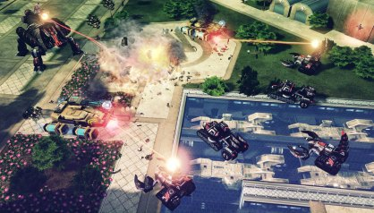 Command & Conquer 4 análisis