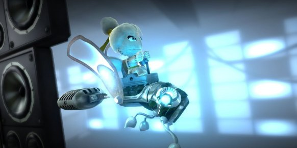 LittleBigPlanet 2: LittleBigPlanet 2: Primer contacto