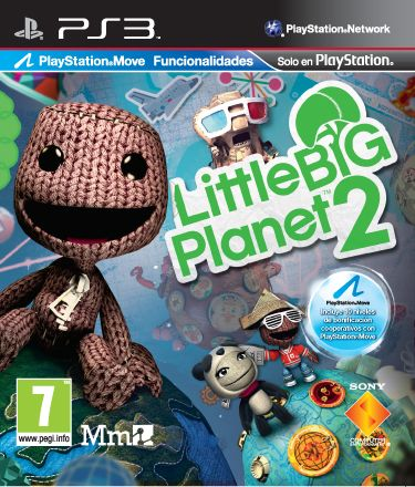 Игра Little Big Planet на Андроид - YouTube