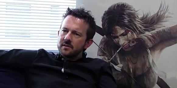 Tomb Raider: Entrevista Karl Stewart