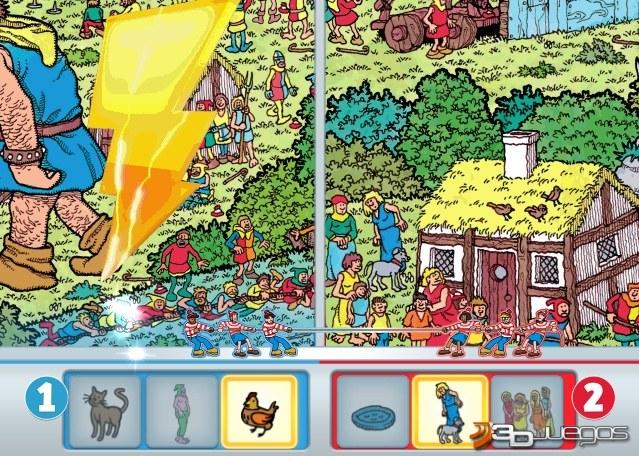 Imágenes de ¿Dónde Está Wally? Viaje Fantástico 1 para Wii