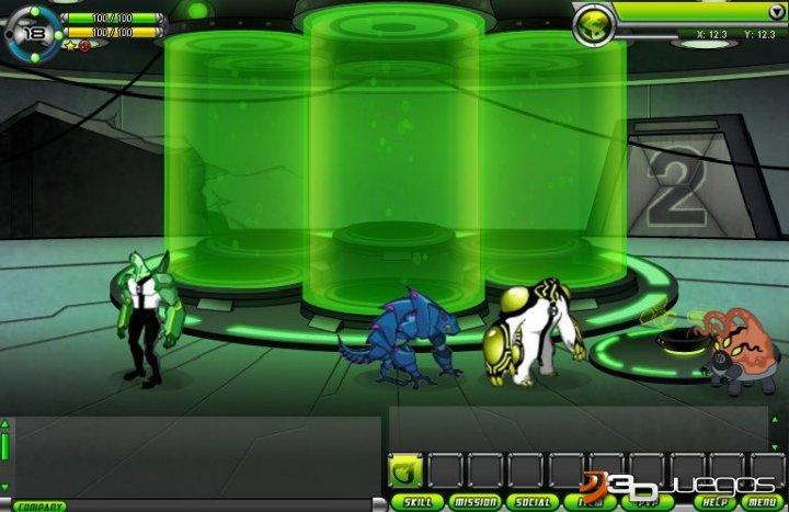 Imgenes de Ben 10 Omniverse para PC  3DJuegos