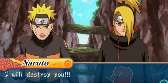 Naruto Ultimate Ninja Heroes 3 análisis