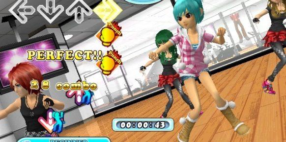 Dance Dance Revolution para Wii