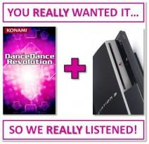Dance Dance Revolution anunciado para PlayStation 3