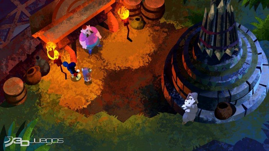 Anlisis de Epic Mickey para Wii  3DJuegos
