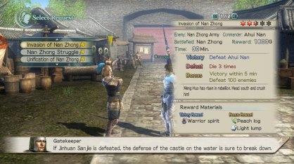 Dynasty Warriors Strikeforce análisis
