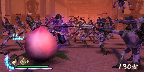 Samurai Warriors 3 análisis