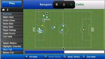 Football Manager 2010 PSP
