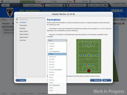 Football Manager 2010: Impresiones jugables