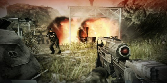 Killzone HD análisis