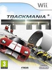 Carátula de TrackMania - Wii