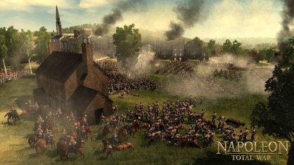 Napoleon Total War: Primer contacto