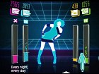 Pantalla Just Dance