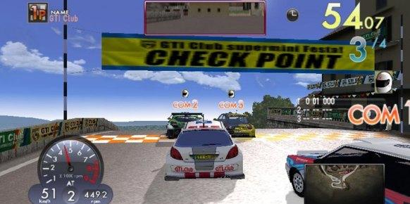 GTI Club Supermini Festa Wii