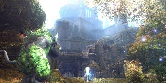 Majin and the Forsaken Kingdom: Majin and the Forsaken Kingdom: Primer contacto
