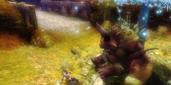 Majin and the Forsaken Kingdom Xbox 360
