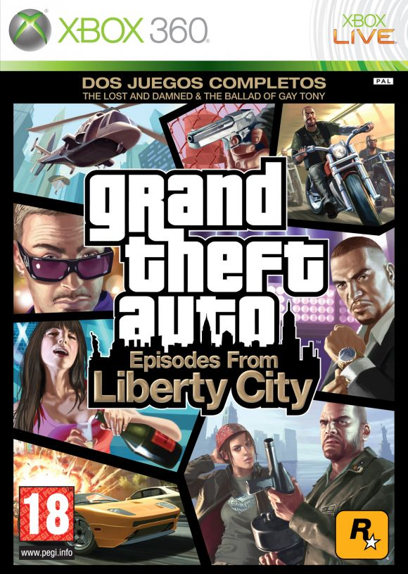 Truco Gta Episodes From Liberty City Para Xbox 360 Obten Vehiculos