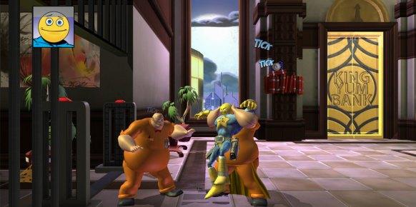 Comic Jumper Xbox 360
