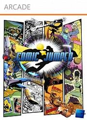 Carátula de Comic Jumper - Xbox 360