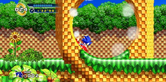 Sonic 4 Episode 1 análisis