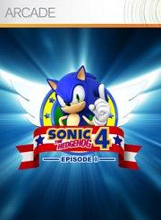 Carátula de Sonic 4: Episode 1 - Xbox 360