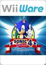 Carátula de Sonic 4: Episode 1 - Wii