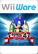 Sonic 4: Episode 1 Wii