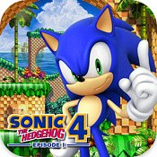 Sonic 4: Episode 1 iOS