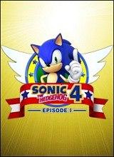 Carátula de Sonic 4: Episode 1 - PC