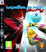Carátula de WipEout HD Fury - PS3