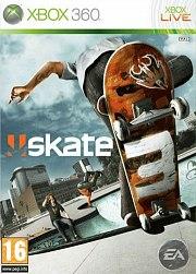 Carátula de Skate 3 - Xbox 360