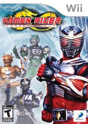 Kamen Rider Dragon Knight Wii