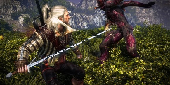 The Witcher 2: The Witcher 2: Impresiones GamesCom