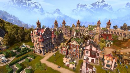 The Settlers 7 an�lisis
